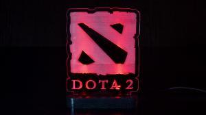 """Ночник """"DOTA 2"""""""
